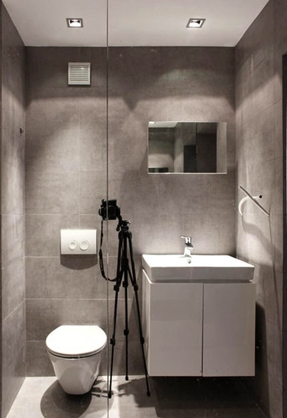 Apartment bathroom decor bathroom designs for Apartment small bathroom design