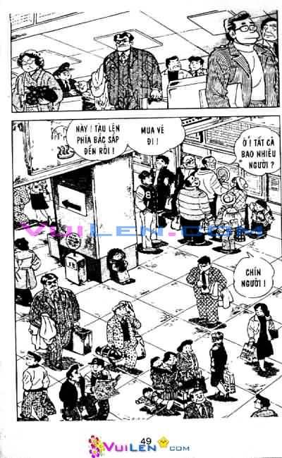 Siêu quậy Teppi chap 39 - Trang 46