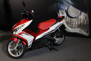 Motor Honda Air Blade 125 PGM Fi