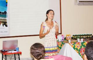 Sula Dutra, psicóloga do centro de referência Serrana 1, fala sobre homofobia