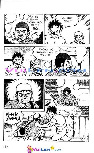 Jindodinho - Đường Dẫn Đến Khung Thành III  Tập 44 page 118 Congtruyen24h