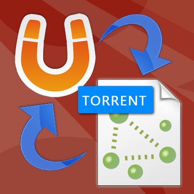 Cara Mengubah Magnet Link Menjadi File Torrent & Sebaliknya