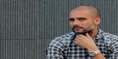 Josep Guardiola admitted that he already misses football
