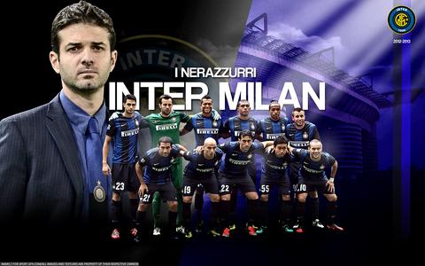 Inter Milan Team 2013