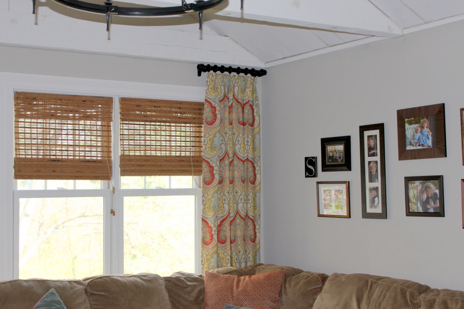 You Can't Go Wrong With a Bamboo Shade - Lorri Dyner Design