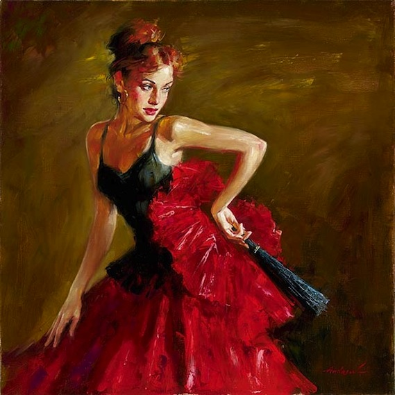 25 Awesome Hand Paintings by Andrew Atroshenko