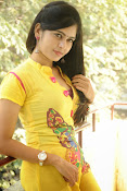 Madhumitha photos in yellow-thumbnail-12