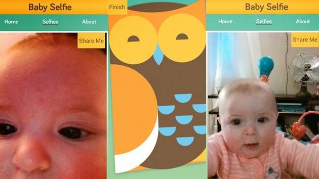 Un padre de Pittsburgh, Pensilvania, ha creado la aplicación Baby Selfie, con la que los bebés podrán hacerse sus propios 'selfie'. Matthew Pegula, un diseñador de software estadounidense, no pudo evitar la tentación común a todos los padres de tomarle las fotos a su bebé, solo que en su caso ello le condujo a creación de una aplicación que deja a los niños hacerse el popular autorretrato llamado 'selfie'. Baby Selfie es apta para cualquier Smartphone con una cámara frontal. Atraído por dibujos animados sencillos como búhos, mascotas u otros animales, así como por sonidos divertidos, el bebé toca la