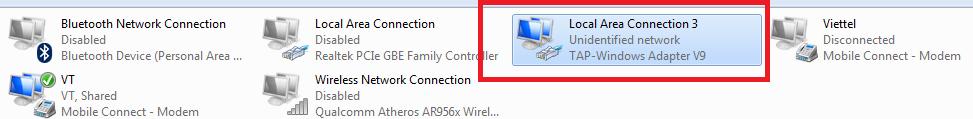 Dùng băng thông viettel 3G miễn phí 01