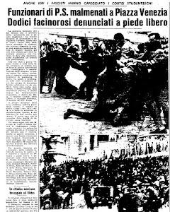 una pagina dell'Unità del 31 ottobre 1956
