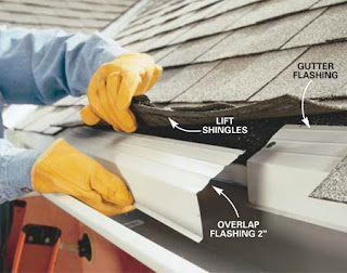 Siding Roofing And Gutter Solutions By Dan Gutter Flashing