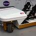 NASA anuncia carro elétrico que pode ser dirigido remotamente e andar de lado