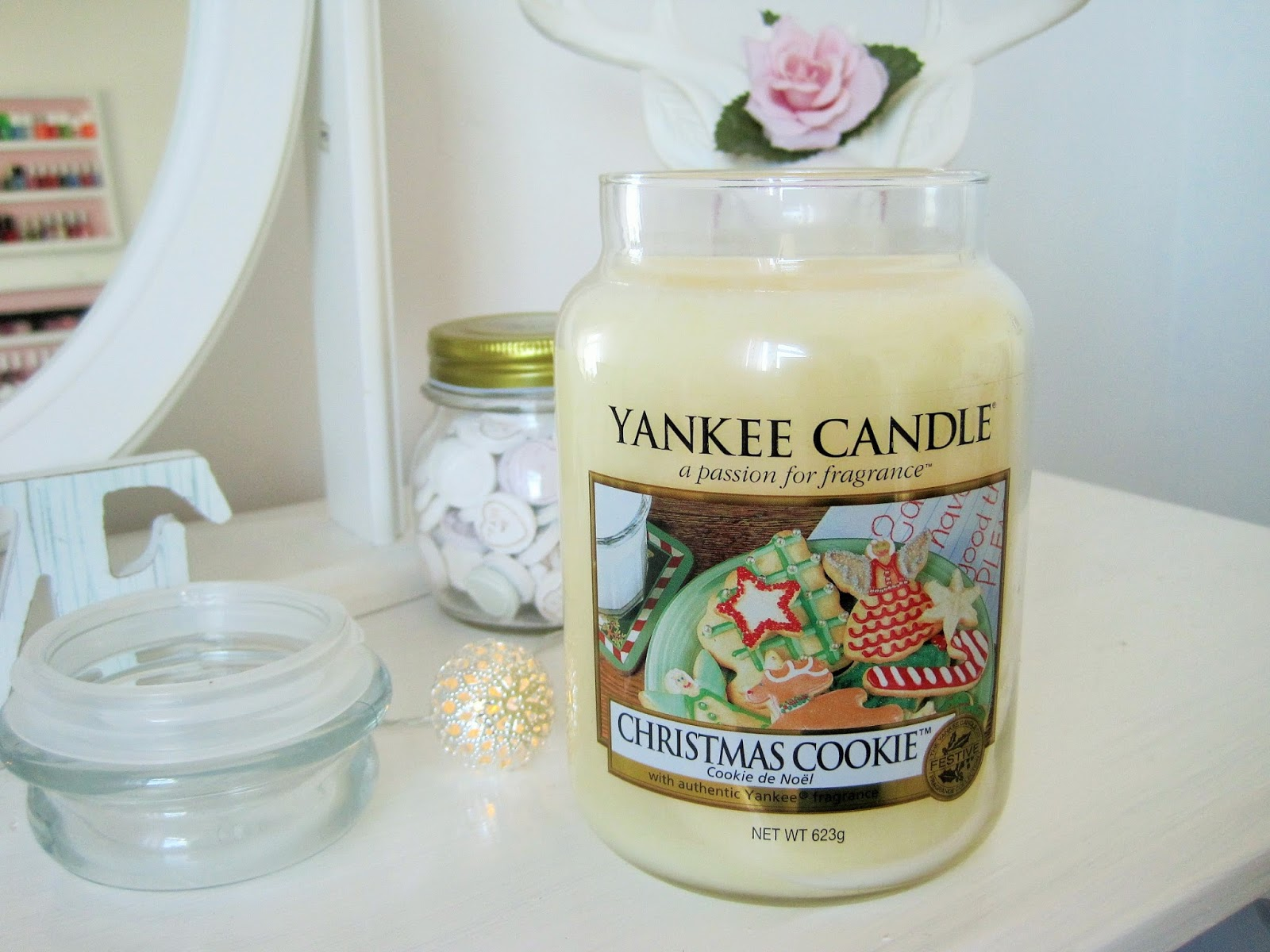 Sophie Jade : Yankee Candle Christmas Cookie | Review