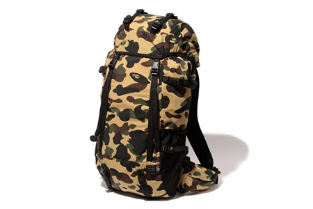Todayshype a bathing ape x porter 1st camo fall winter for Bape x porter backpack