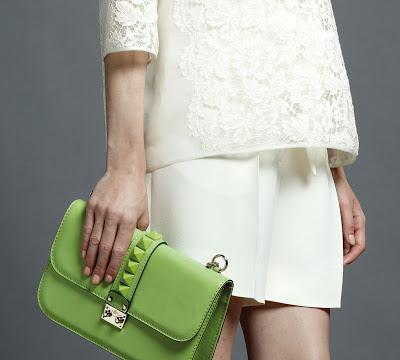 nueva colección Valentino primavera verano 2013