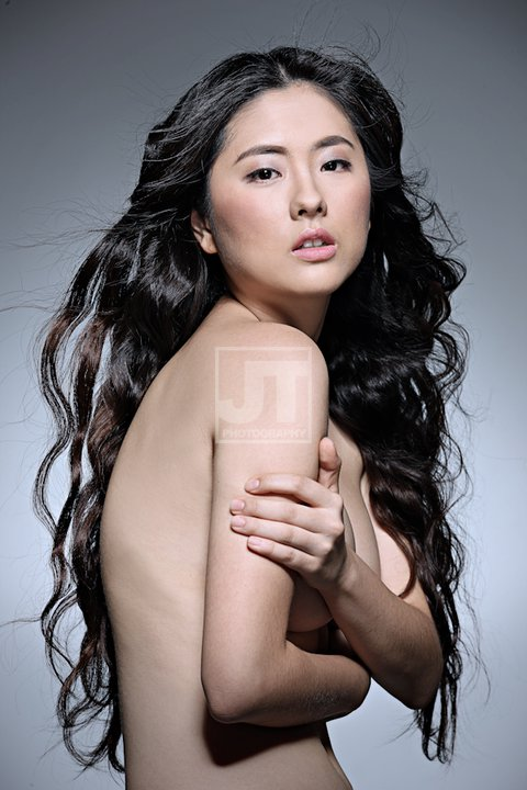 jinri park sexy nude photos 02