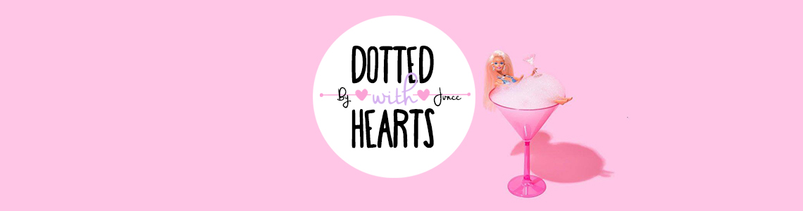 ♡ Dotted with hearts ♡