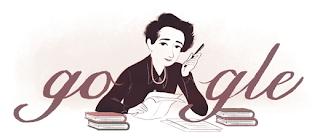 Hannah Arendt doodle