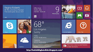 Microsoft pada hari Kamis merilis Windows 8.1, Update yang jauh lebih baik melainkan Cacat untuk OS PC