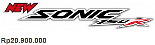 Harga Honda Sonic 150R 2015