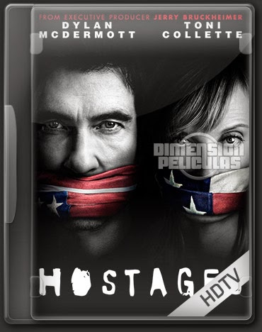 Hostages Temporada 1 (HDTV Ingles Subtitulada) (2013)