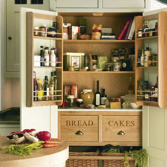10 Kitchen Pantry Design Ideas: New Home Interior Design: 20 Steps To The Perfect Country