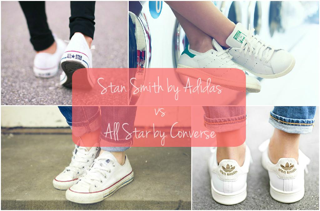 adidas all star vs stan smith