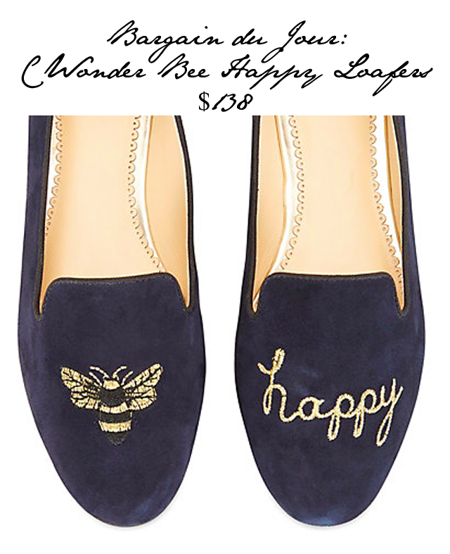 C Wonder Bee Loafers