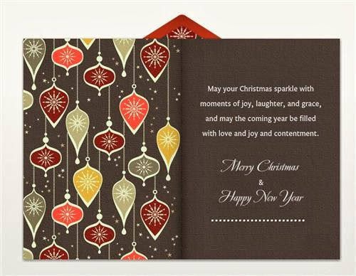 Meaning Corporate Christmas Cards With Wording 2013