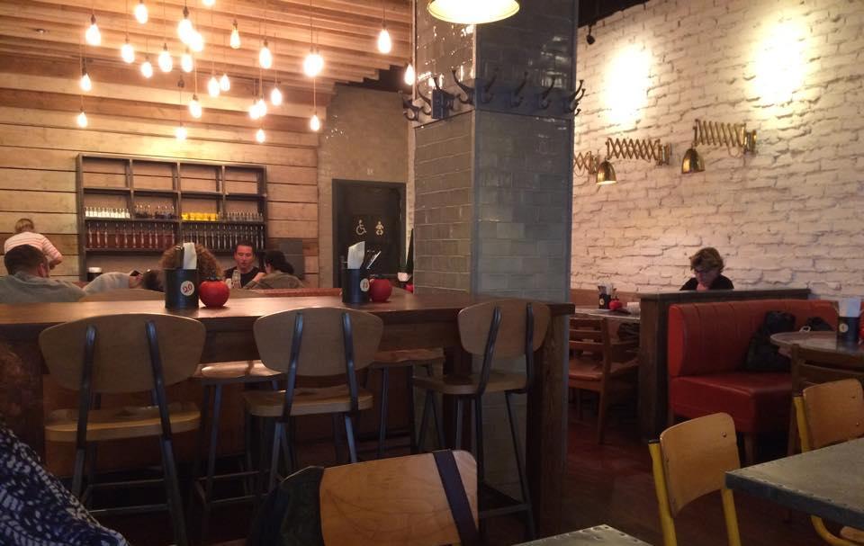 restaurant, food, blogger
