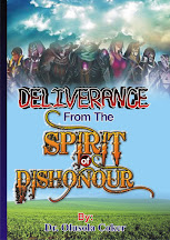 Deliverance from The spirit of Dishonour