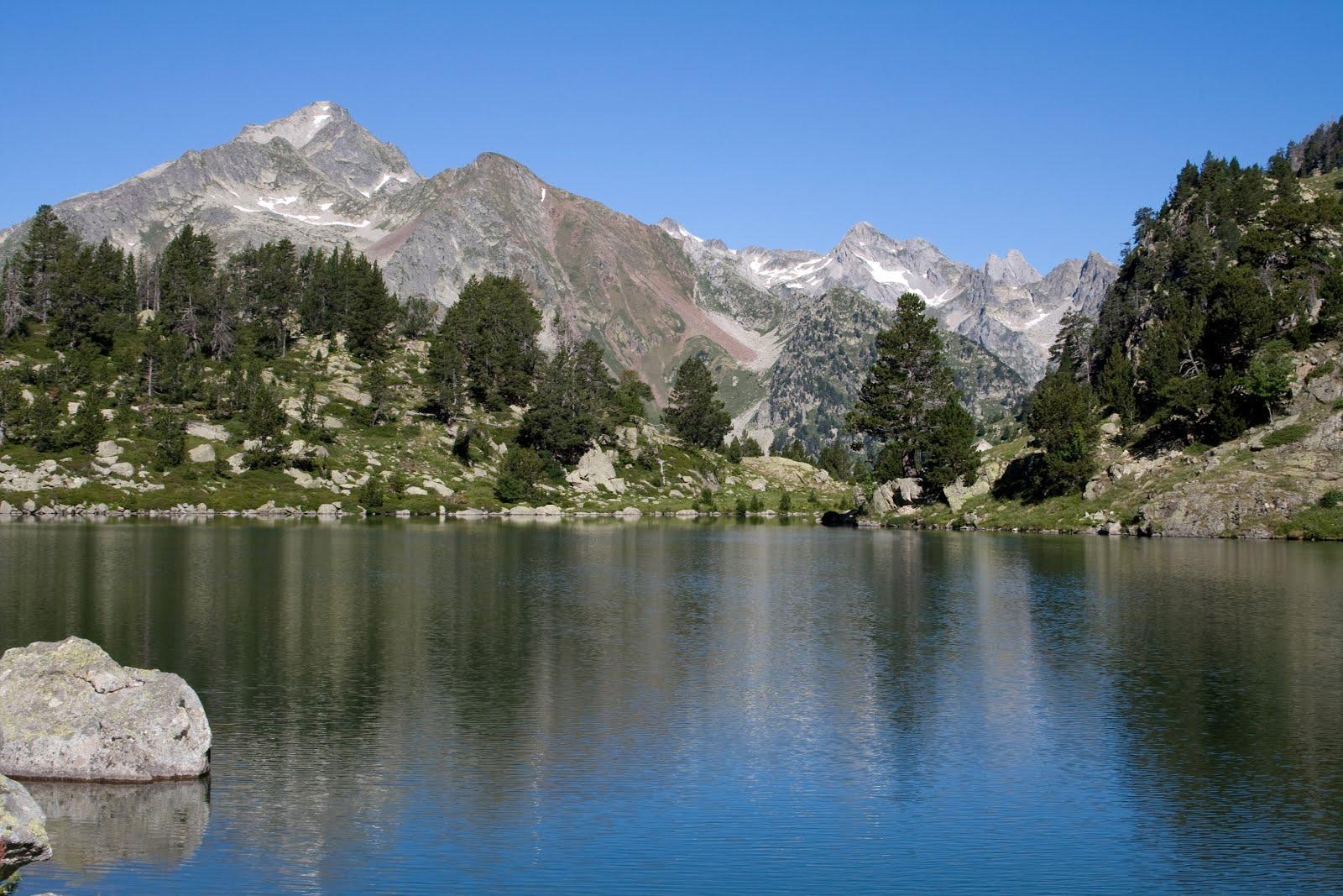 Estanys dels Pirineus (àlbum)