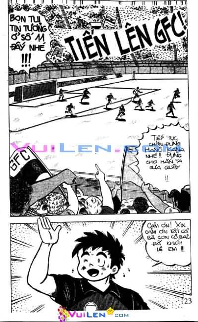 Jindodinho - Đường Dẫn Đến Khung Thành III  Tập 23 page 23 Congtruyen24h