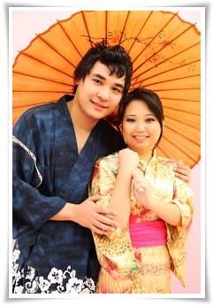 ENSAIOS FOTOGRAFICOS... Kamikawachi & Yuri...