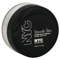 N.Y.C Translucent Loose Face Powder