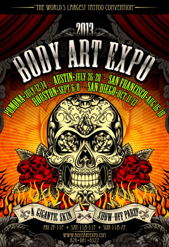 Gallery For gt Pomona Fairplex Tattoo Expo