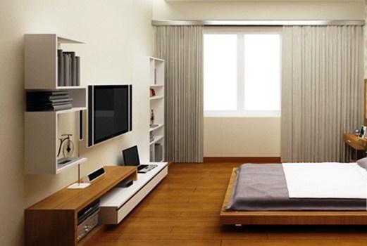 nội thất căn hộ chung cư