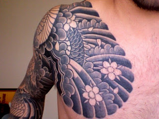 Japanese Tattoo Chest