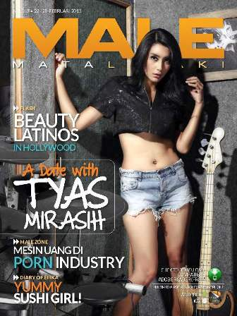 Download MALE Edisi 017 - Tyas Mirasih