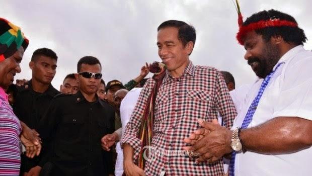 Saat Kampanye Jokowi Bilang: Siap Potong Leher Kalau Sepak Bola Indonesia Tidak Juara