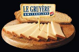 Gruyere chese
