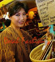 Profil Anne Avantie (Pendobrak Kebaya Indonesia)