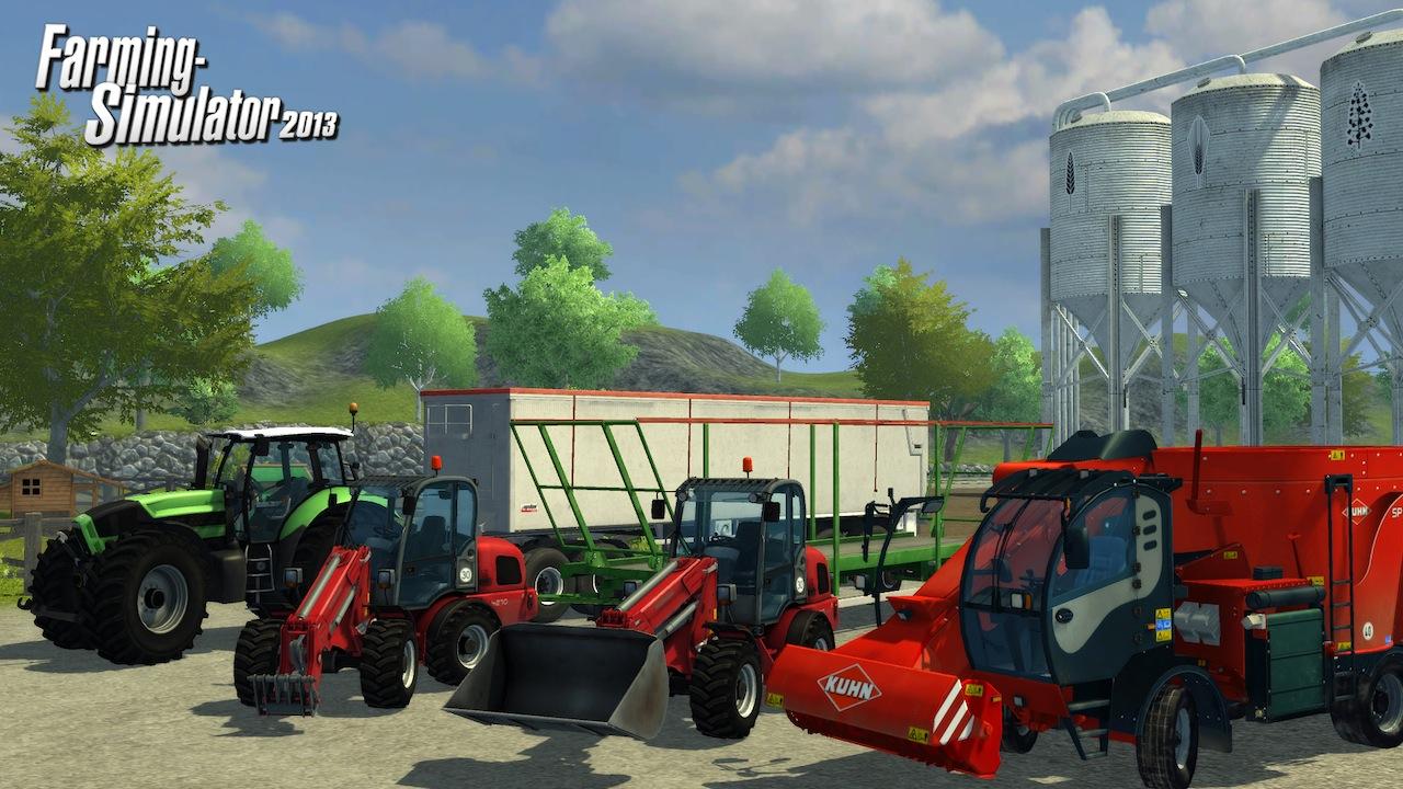 Download Farming Simulator 2013- XBOX-360