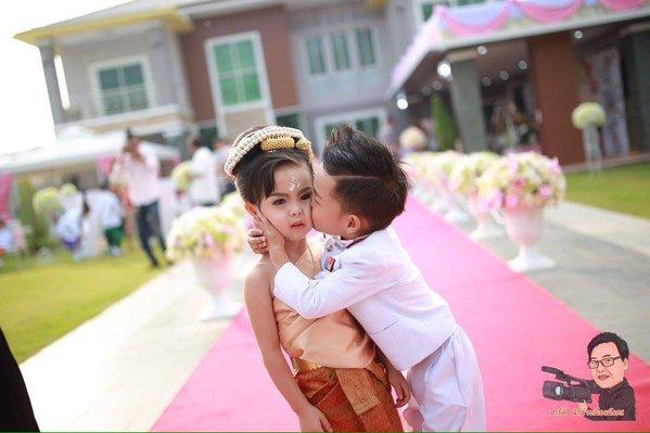 Pernikahan Petai dan Pailin