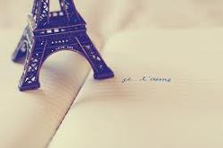 je t'aime.