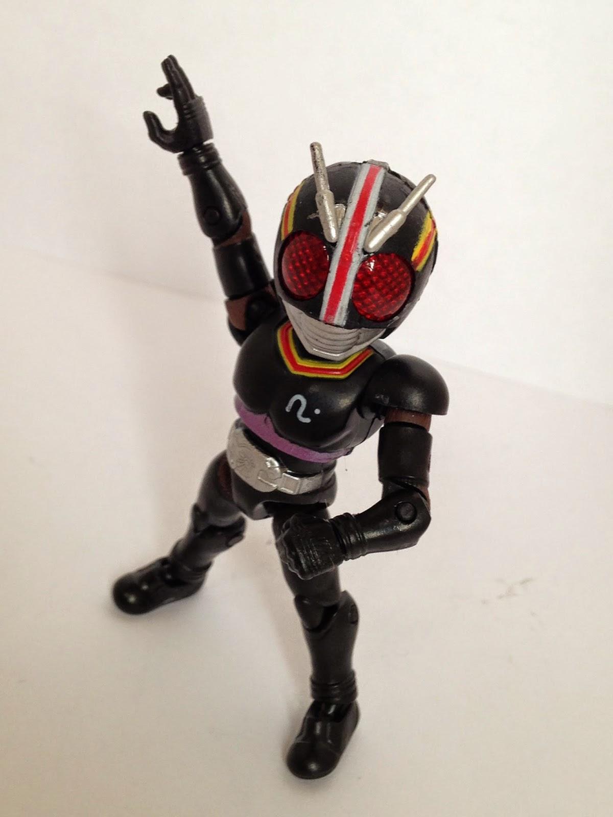 Figure 20 - Kamen Rider Black