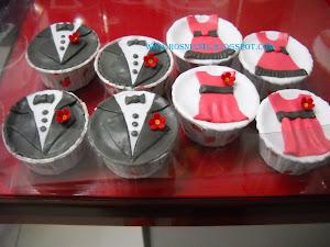Cupcake pelbagai perisa