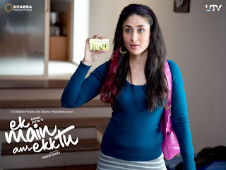 Photos of Kareena Kapoor in Ek Main Aur Ek Tu