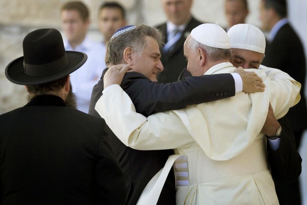 Abraço de Paz