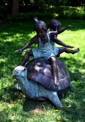 Gibbs Gardens, Grandkids Sculpture Garden